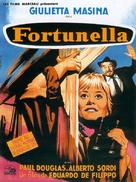 Fortunella - French Movie Poster (xs thumbnail)
