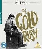 The Gold Rush - British Blu-Ray movie cover (xs thumbnail)