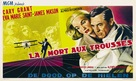 North by Northwest - Belgian Movie Poster (xs thumbnail)