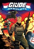 """G.I. Joe: Resolute"" - DVD cover (xs thumbnail)"