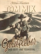 The Rider of Death Valley - German poster (xs thumbnail)