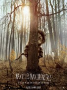 Where the Wild Things Are - French Movie Poster (xs thumbnail)