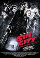 Sin City - Brazilian Movie Poster (xs thumbnail)