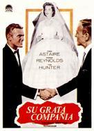 The Pleasure of His Company - Spanish Movie Poster (xs thumbnail)