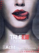 """True Blood"" - Belgian Movie Poster (xs thumbnail)"