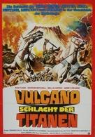 Vulcano, figlio di Giove - German Movie Poster (xs thumbnail)