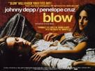 Blow - British Movie Poster (xs thumbnail)