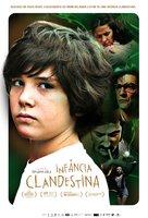 Infancia clandestina - Brazilian Movie Poster (xs thumbnail)