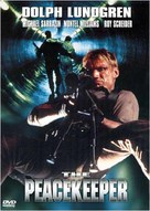 The Peacekeeper - Canadian DVD cover (xs thumbnail)