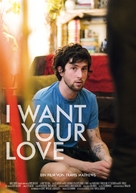 I Want Your Love - German Movie Poster (xs thumbnail)