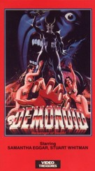 Demonoid, Messenger of Death - Movie Cover (xs thumbnail)