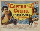 Captain from Castile - Movie Poster (xs thumbnail)