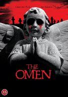 The Omen - Danish DVD movie cover (xs thumbnail)