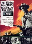Hombre - Swedish Movie Poster (xs thumbnail)
