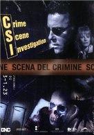 """CSI: Crime Scene Investigation"" - Italian Movie Cover (xs thumbnail)"