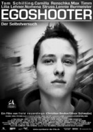 Egoshooter - German Movie Poster (xs thumbnail)