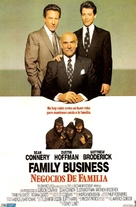 Family Business - Spanish poster (xs thumbnail)