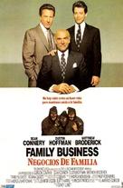 Family Business - Spanish poster (xs thumbnail)