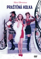 Clueless - Czech DVD movie cover (xs thumbnail)