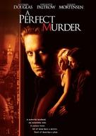 A Perfect Murder - DVD movie cover (xs thumbnail)