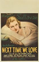 Next Time We Love - Movie Poster (xs thumbnail)