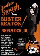 Sherlock Jr. - Movie Poster (xs thumbnail)