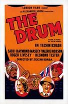The Drum - British Movie Poster (xs thumbnail)
