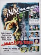 The Man on the Eiffel Tower - poster (xs thumbnail)