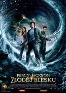 Percy Jackson & the Olympians: The Lightning Thief - Czech Movie Poster (xs thumbnail)