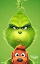 The Grinch - Spanish Movie Poster (xs thumbnail)