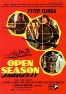 Open Season - German Movie Poster (xs thumbnail)