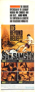 Maciste nella valle dei re - Movie Poster (xs thumbnail)