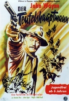 She Wore a Yellow Ribbon - German Movie Poster (xs thumbnail)