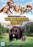 The Adventures of the Wilderness Family - DVD cover (xs thumbnail)