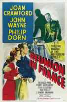 Reunion in France - Movie Poster (xs thumbnail)