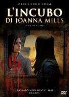The Return - Italian DVD cover (xs thumbnail)