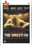 The Wrestler - Belgian DVD cover (xs thumbnail)