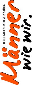 Männer wie wir - German Logo (xs thumbnail)