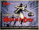 Hell Is a City - British Movie Poster (xs thumbnail)