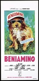 Benji - Italian Movie Poster (xs thumbnail)