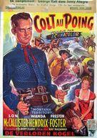 Montana Territory - Belgian Movie Poster (xs thumbnail)