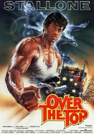 Over The Top - German Movie Poster (xs thumbnail)