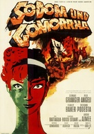 Sodom and Gomorrah - German Movie Poster (xs thumbnail)