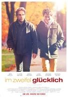 Brad's Status - German Movie Poster (xs thumbnail)