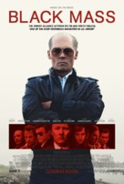 Black Mass - Movie Poster (xs thumbnail)