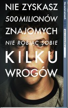 The Social Network - Polish Movie Poster (xs thumbnail)