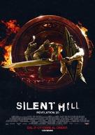 Silent Hill: Revelation 3D - Italian Movie Poster (xs thumbnail)