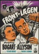 Battle Circus - Danish Movie Poster (xs thumbnail)