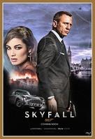 Skyfall - poster (xs thumbnail)