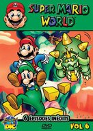 """The New Super Mario World"" - DVD cover (xs thumbnail)"
